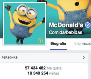 marketing gastronomico mcdonalds redes