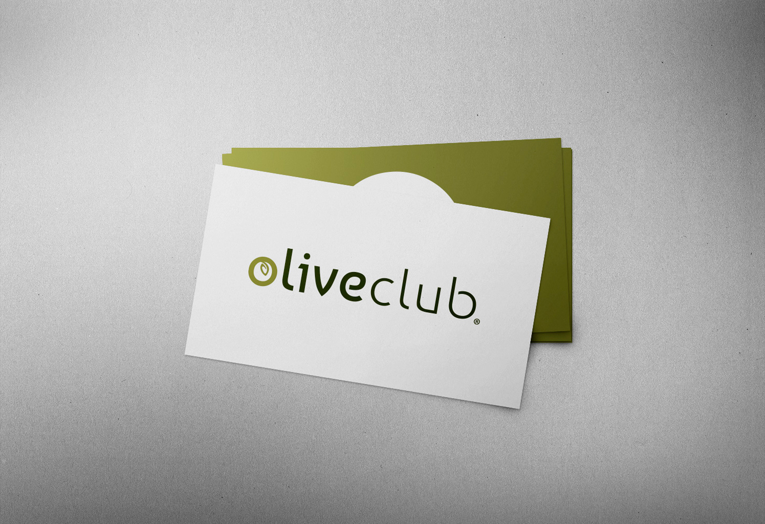 diseño packaging olive club