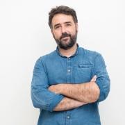 Nacho Glez Responsable diseno Gourmedia