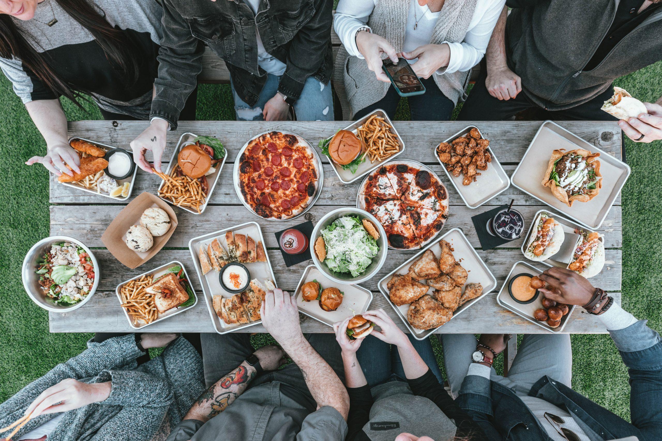 Consejos de marketing para los negocios de comida a domicilio