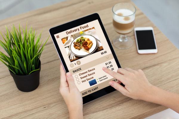 marketing para los negocios de comida a domicilio