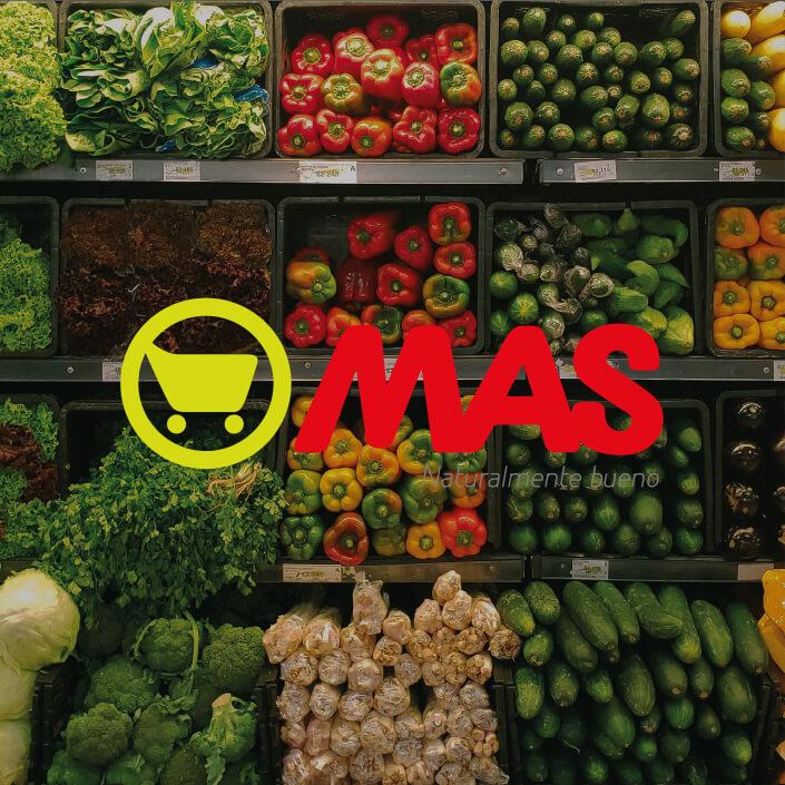 Supermercados Más