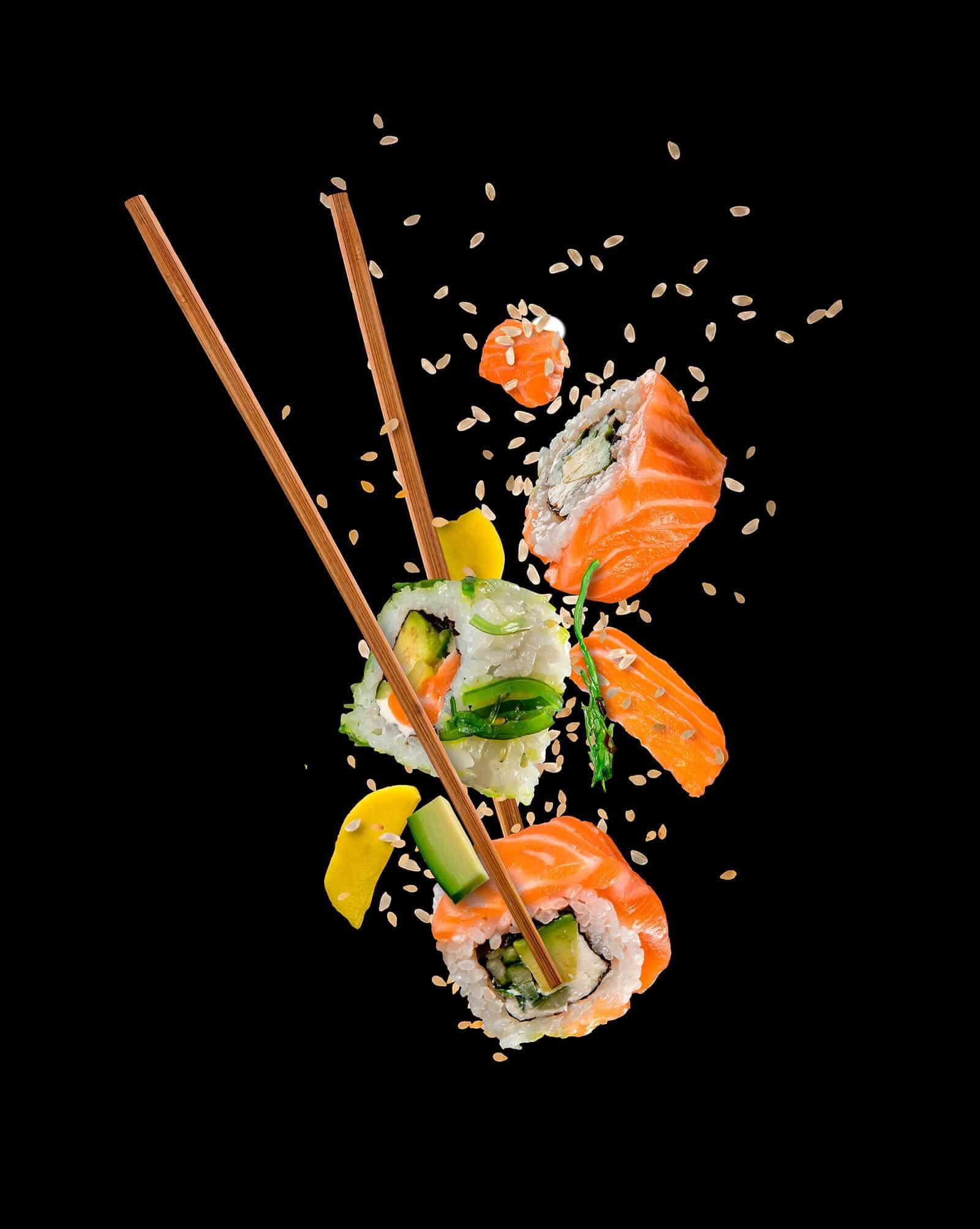 mejores restaurantes para comer suhsi sevilla