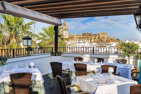 Los mejores restaurantes con terraza en Sevilla según Tripadvisor